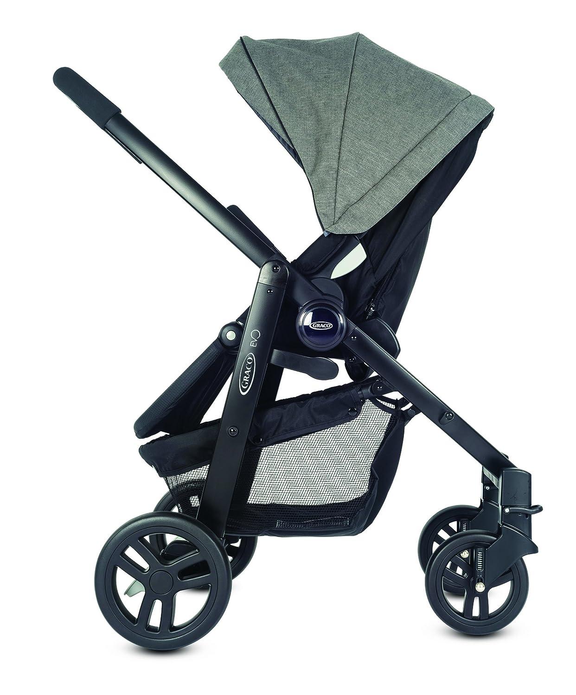 Amazon.com: Graco Evo carriola Alcance de 2014 (Slate): Baby
