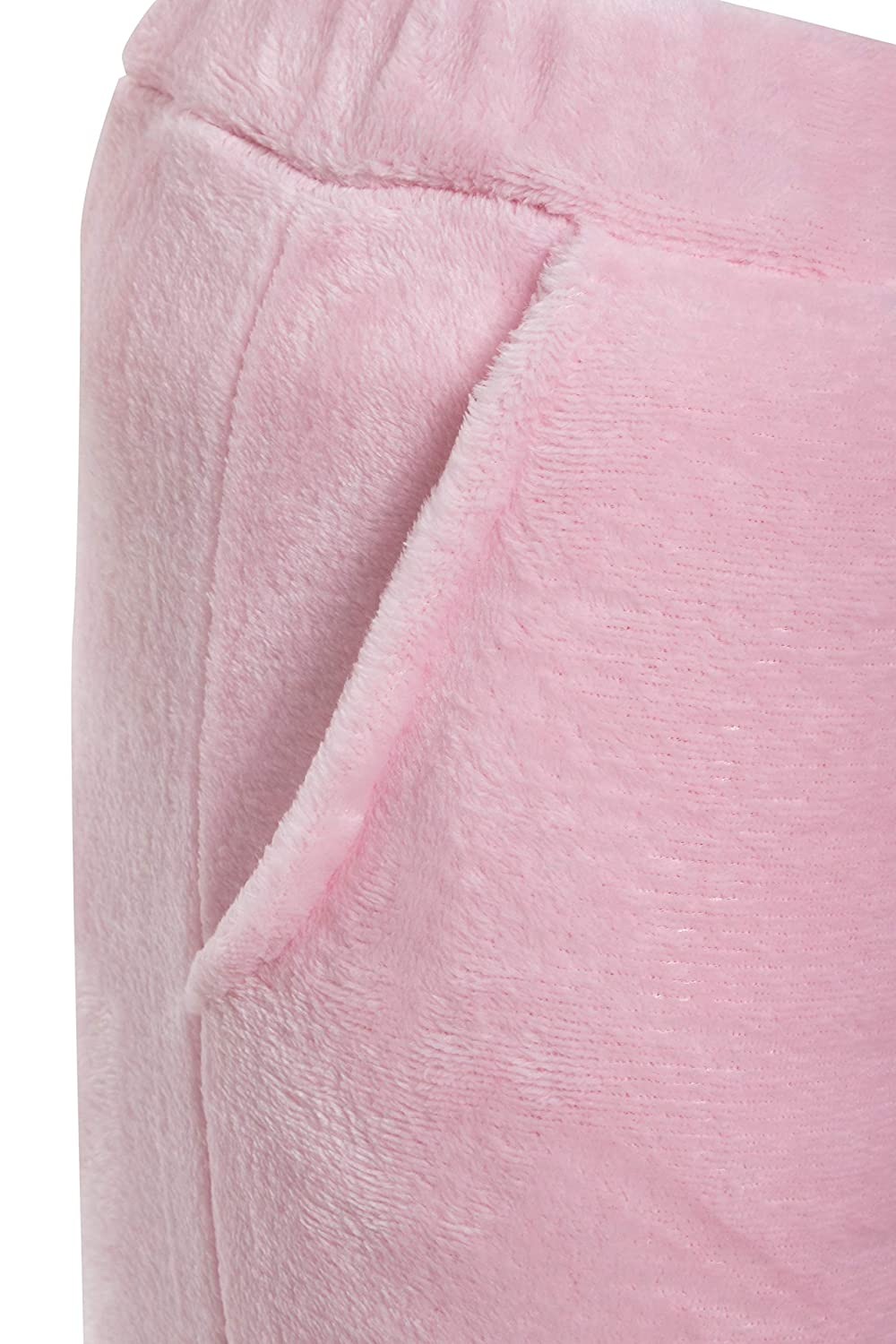 KACEY PARIS Girls Soft /& Cosy Hooded Dressing Gown