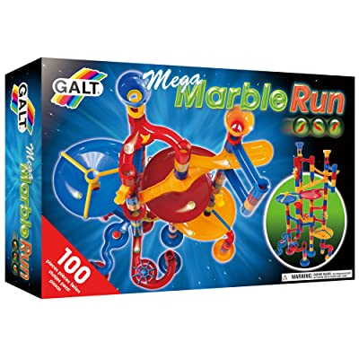 Galt Toys, Mega Marble Run, Construction Toy, (Model: 1004054): Toys & Games [5Bkhe0300494]