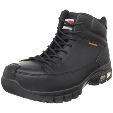 Amazon.com | Avenger 7248 Waterproof Comp Toe No Exposed Metal EH Boot with  ABS Cushioning | Fire & Safety Boots