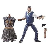 Marvel Figura Ulysses Klaue Black Panther, 6 Pulgadas