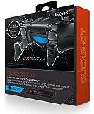 BIONIK BNK-9024 QUICKSHOT Playstation 4 Custom Controller Grip Black