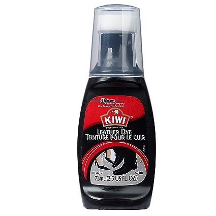 dcb74a37aa71b1 Amazon.com  Kiwi 11806 2.5 Oz Black Leather Dye  Health   Personal Care