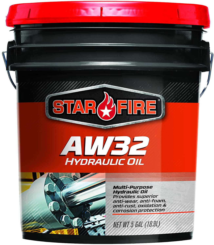 Starfire Premium Lubricants AW 32 Hydraulic Oil, 5 Gallon, Pail SF AW 32 Hydraulic Oil 5G