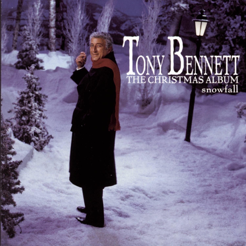 tony bennett snowfall the tony bennett christmas album amazoncom music