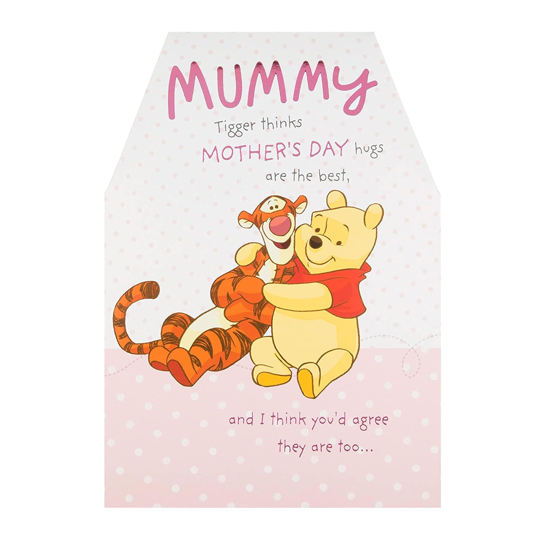 Hallmark Mum Mothers Day Card Best Mum Medium