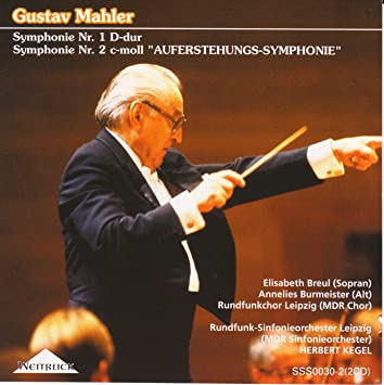 Amazon | マーラー:交響曲第1番...