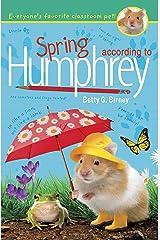 Spring According to Humphrey Kindle Edition