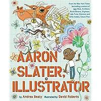 Aaron Slater, Illustrator (The Questioneers)