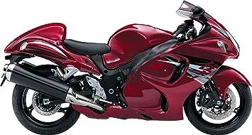 Red Reflective Motorcycle Flat Plain Bike Decal Sticker for Suzuki Hayabusa GSXR 1300