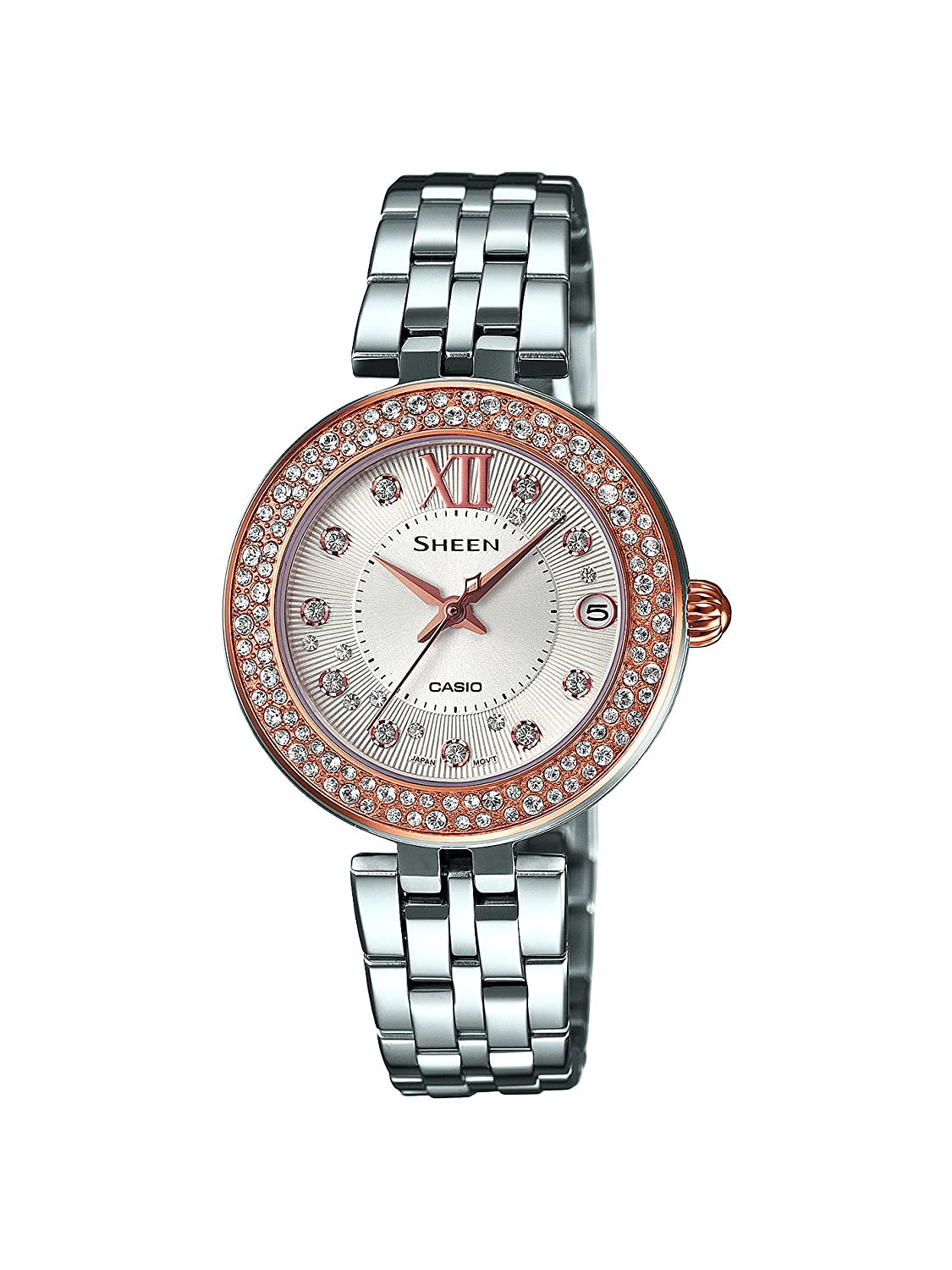 Casio Glanz she-4515d-7audr