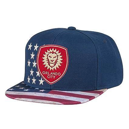 14786133239 Buy MLS Orlando City FC Men s Patriotic Snapback Cap
