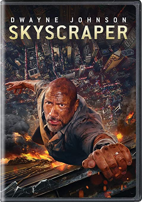 Skyscraper - <strong>Dwayne Johnson</strong>