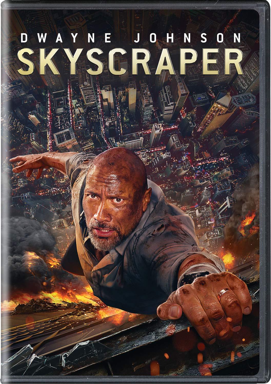 DVD : Skyscraper (DVD)