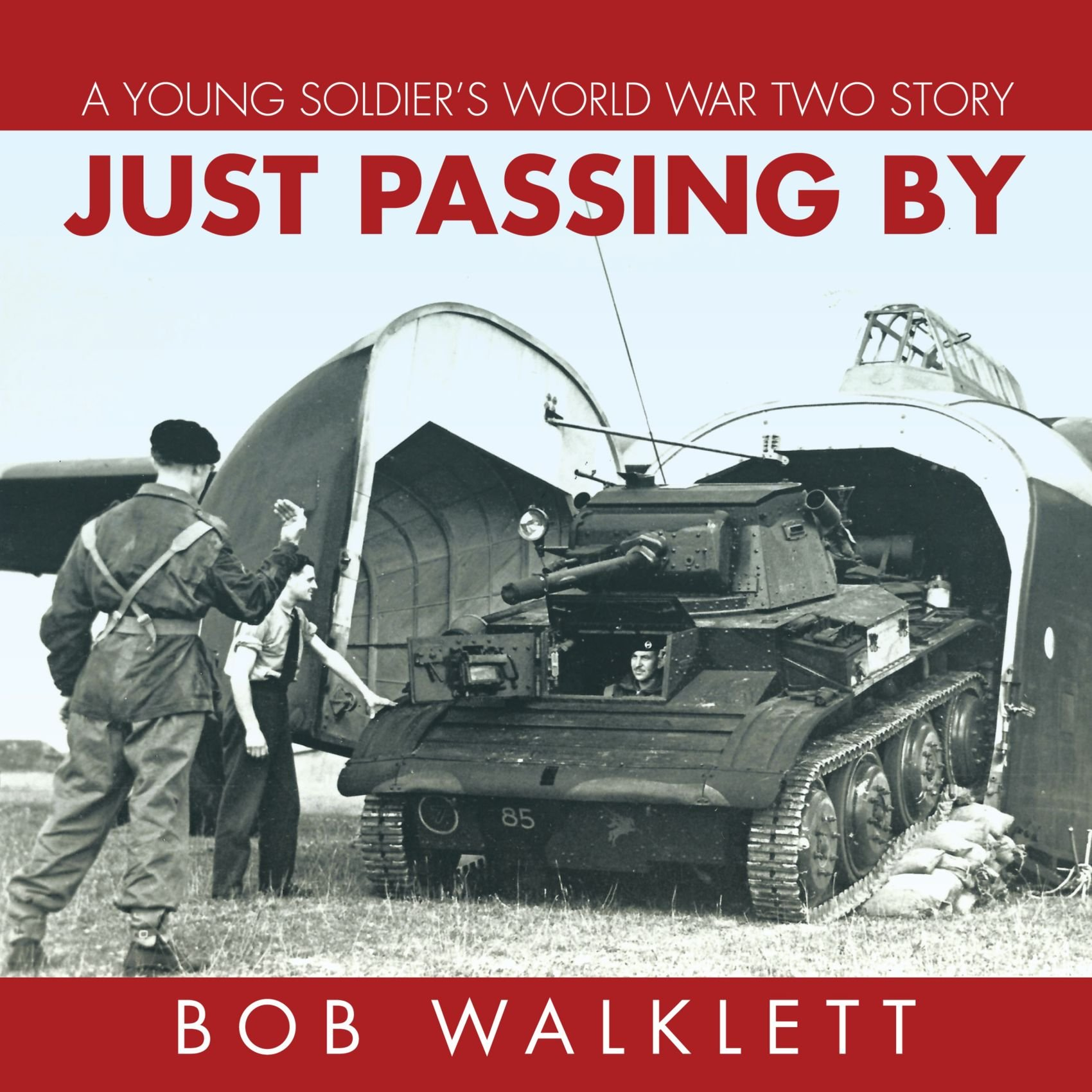 Just Passing By: A Young Soldier's World War Two Story