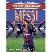 Les superstars du foot - Messi