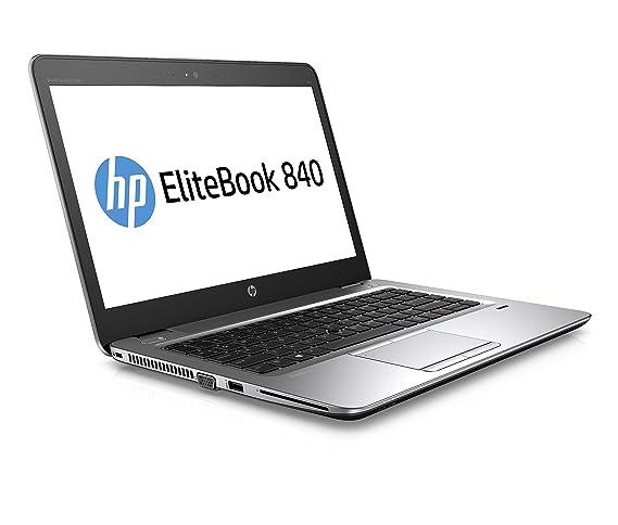 HP EliteBook 840 G3 2.3 GHz i5 - 6200u 14zoll 1366 x 768pixeles Plata portátil, l3 C64av: Amazon.es: Informática