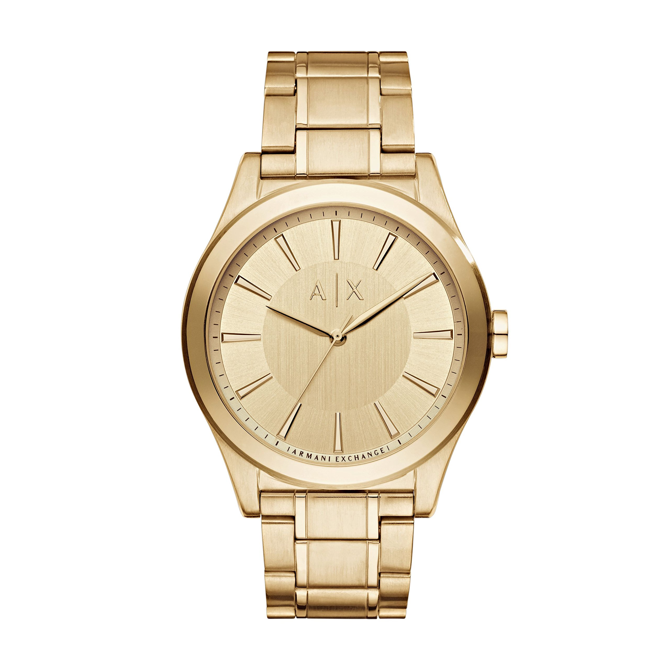 Armani Exchange Men's AX2321  Gold  Quartz Watch