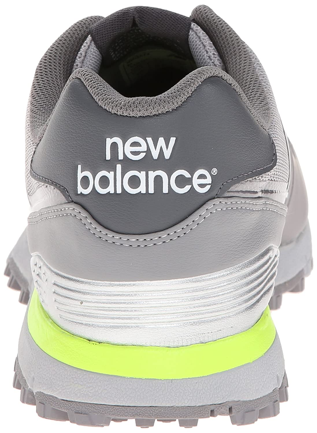 new balance classic 574 breathable spikeless golf shoes
