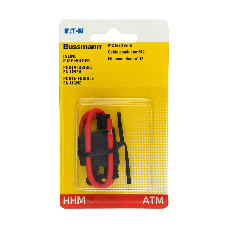 Bussmann Bp Hhm 30 Amp Mini Fuse Holder With Protective Maxi Box Cap Automotive