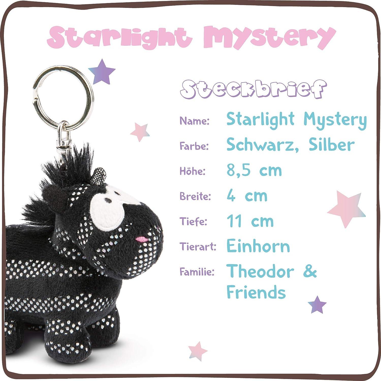 NICI Porte-cl/és licorne Starlight Mystery