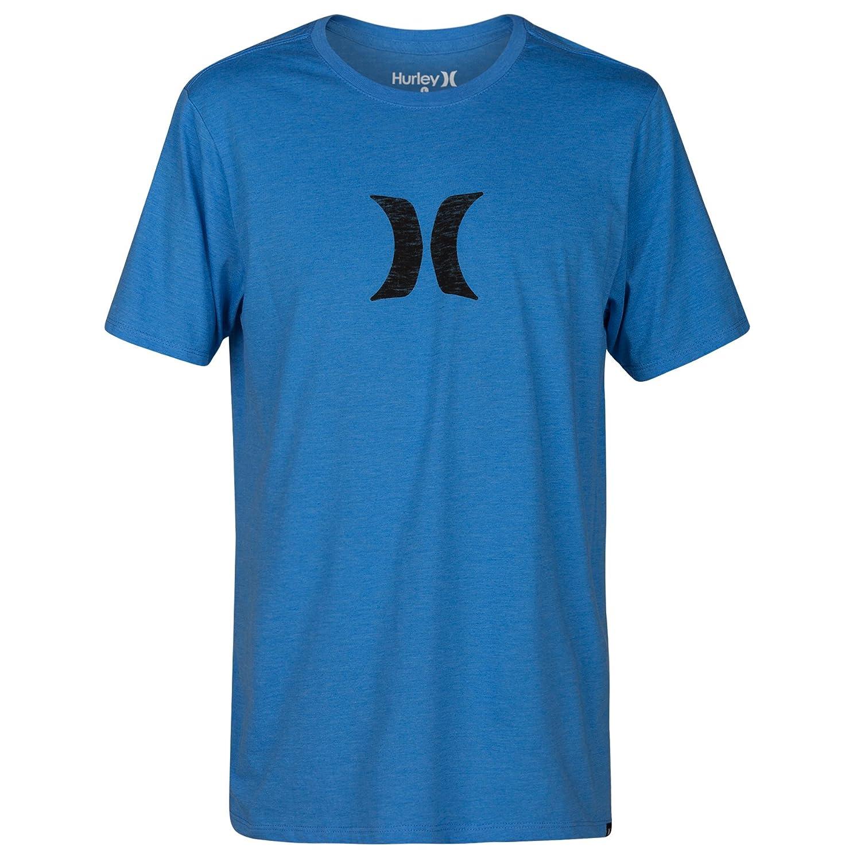 9719ad727c Hurley 892200 Men's Icon Push Through T-Shirt