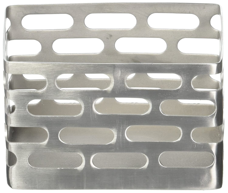 Mod18 Steelworks SB-61 Sugar Packet Holder, Brushed Stainless Steelforme