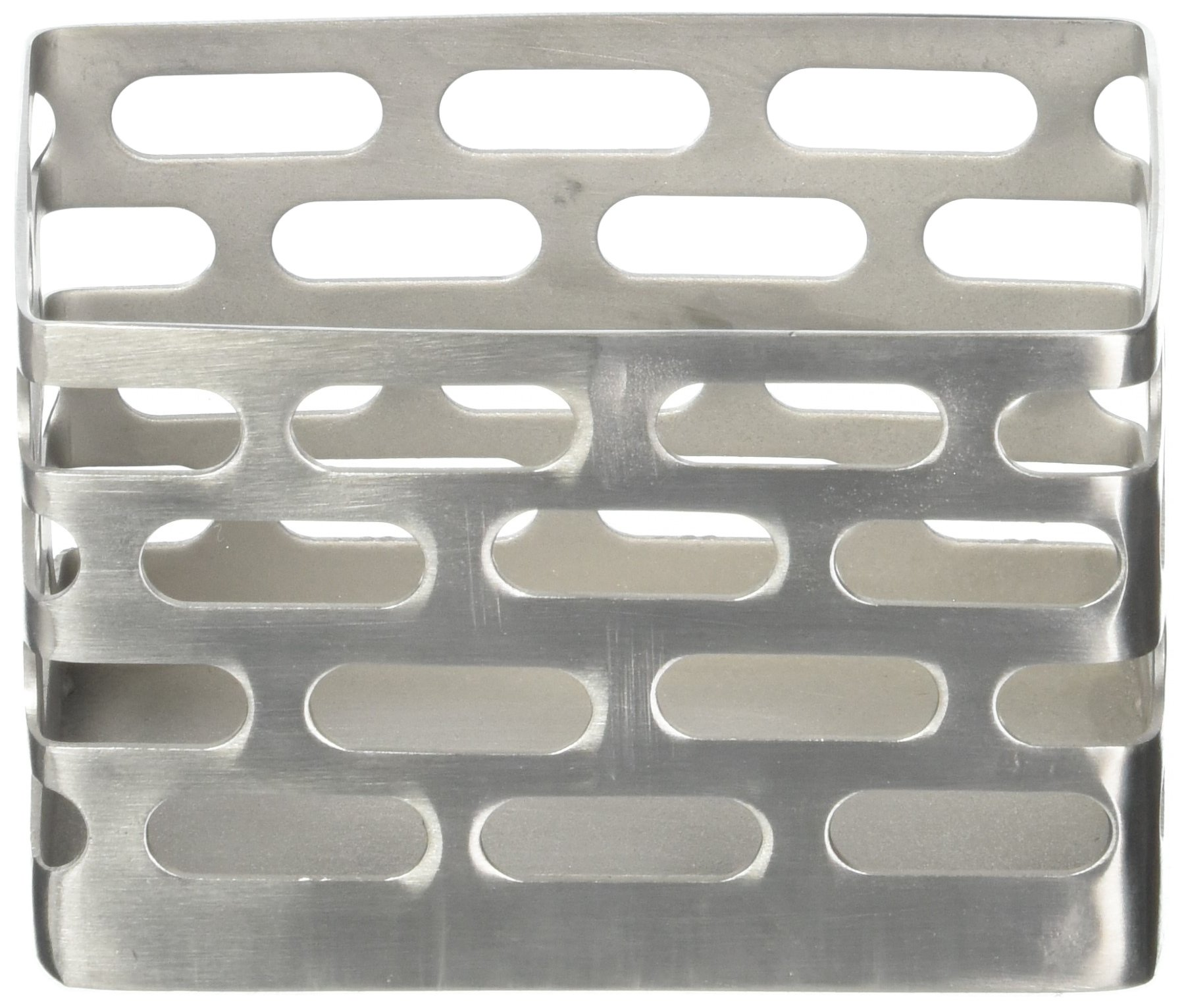 Mod18 Steelworks SB-61 Sugar Packet Holder, Brushed Stainless