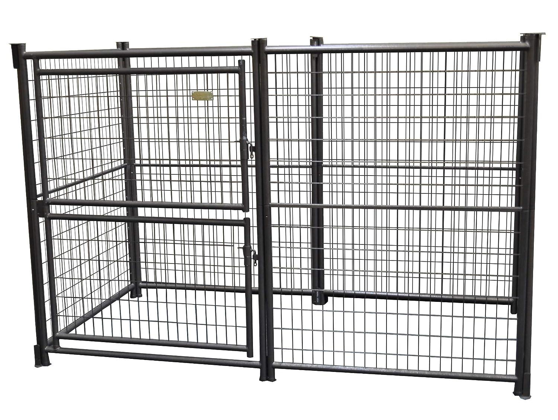 Advantek 23100 4 x 8 Split Panel Modular Kennel
