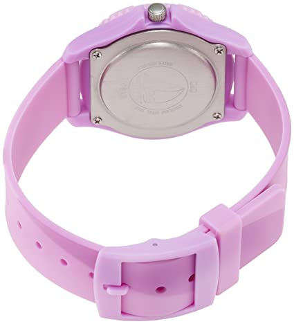 Q&Q Pixie Analog White Dial Children