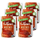 NEW: Fullgreen, Riced Sweet Potato - 99.9% Sweet Potato, 60% Less Carbs than Rice - Perfect healthy, nutritious, holiday…