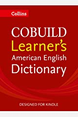 Collins COBUILD Learner's American English Dictionary KINDLE-ONLY EDITION Kindle Edition