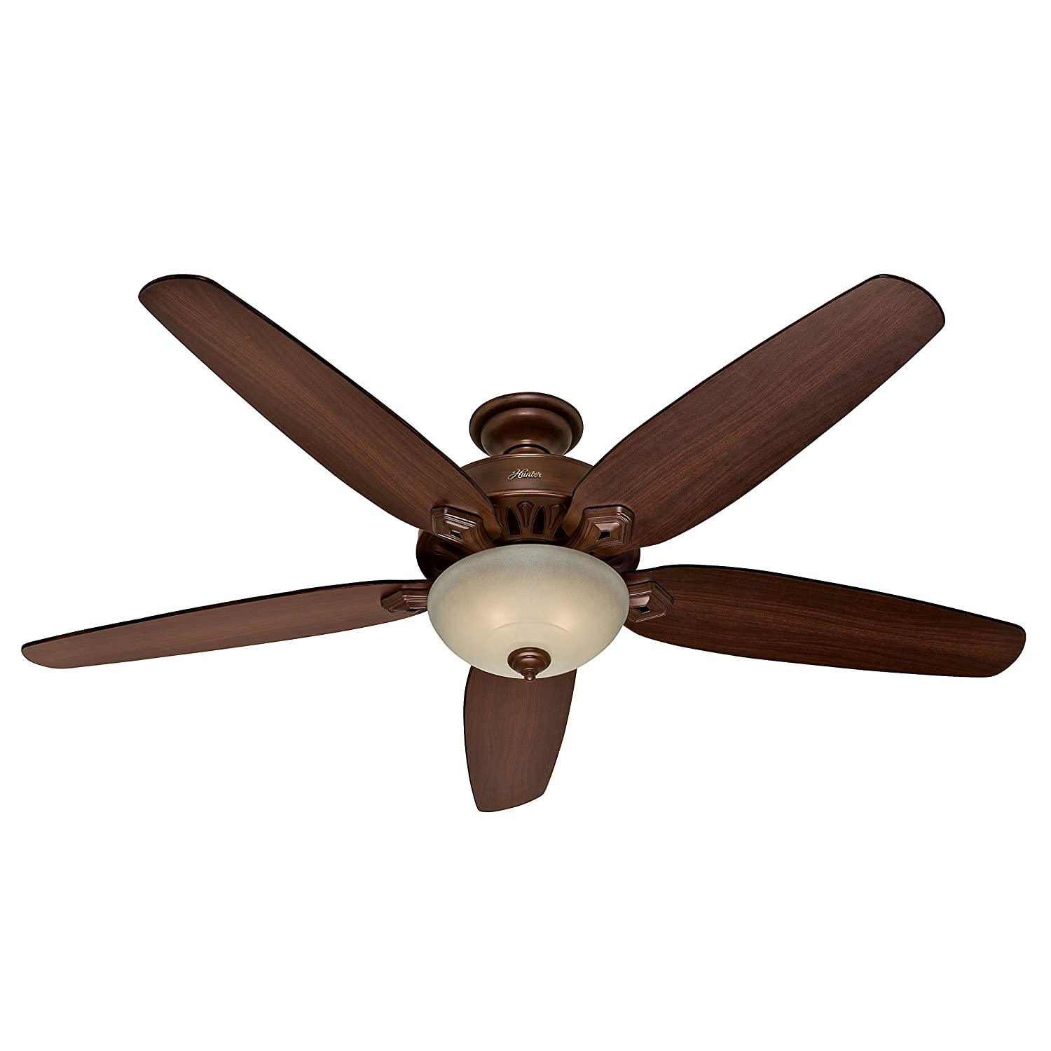 light fanimation walnut in overstock cherry free finish product fan with today inch ceiling pewter home garden camhaven shipping blades
