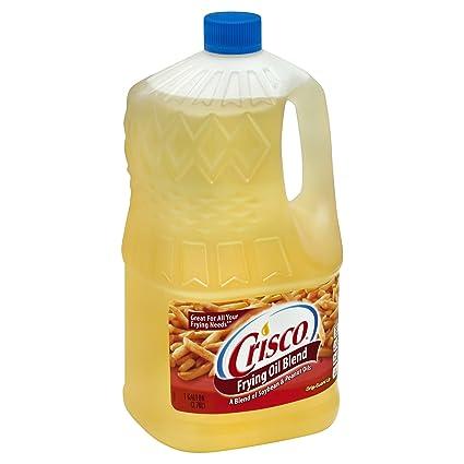 Crisco aceite mezcla de freír, 1galón ...