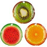 Kühlpad Kühlakku 3er-Set Früchte