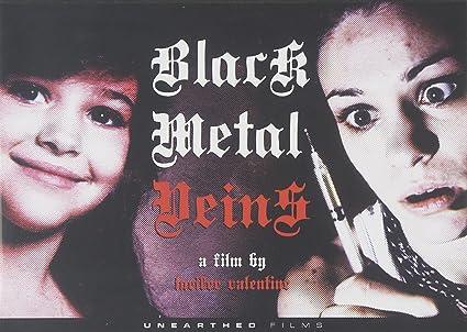 Toll Black Metal Veins
