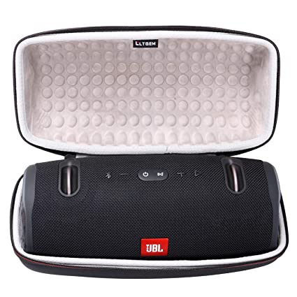 LTGEM EVA Hard Case for JBL Xtreme 2 Portable Waterproof Wireless Bluetooth  Speaker - Travel Protective Carrying Storage Bag