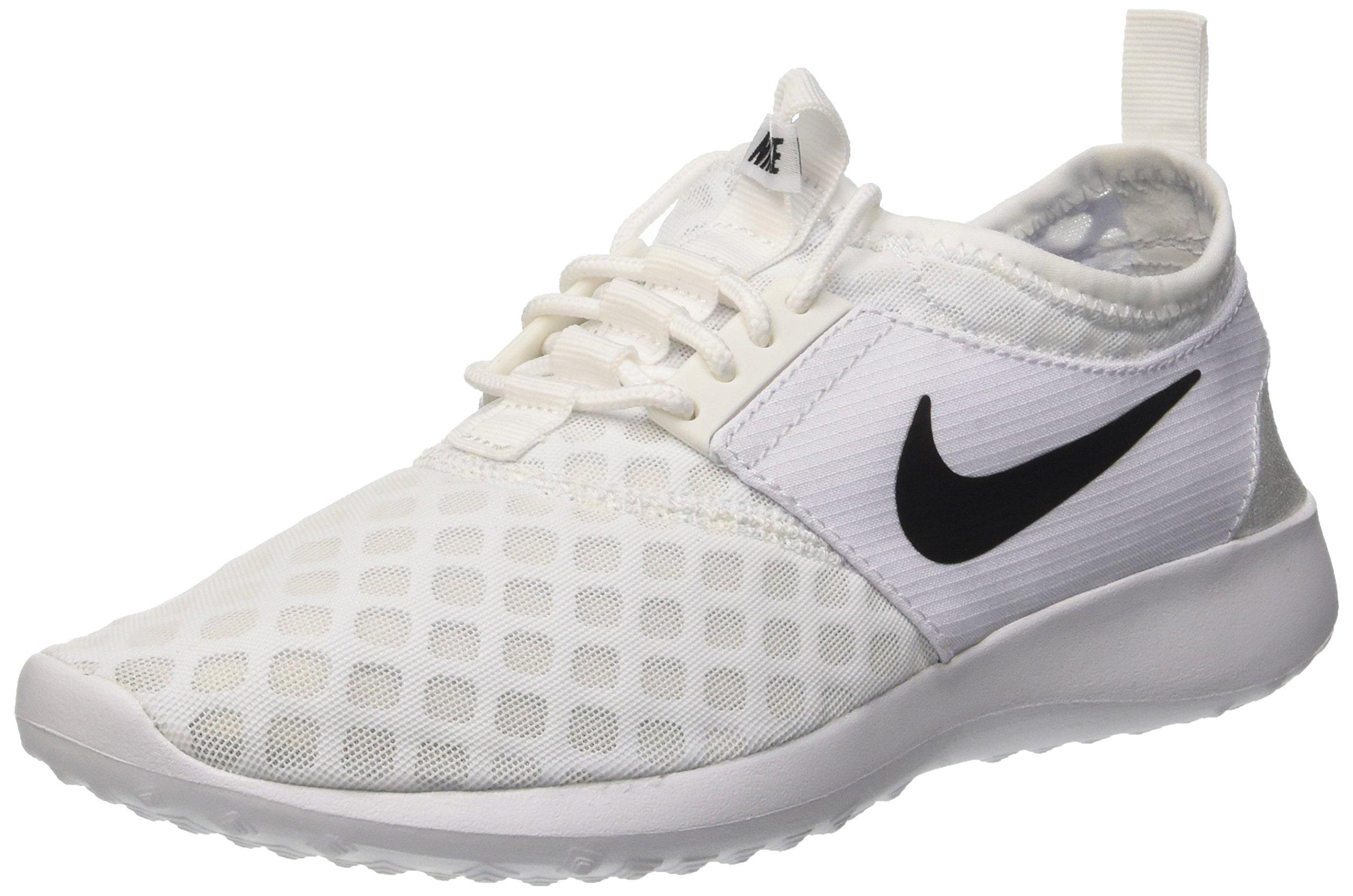 Nike Women's Juvenate Sneaker White/Black 6.5 B US
