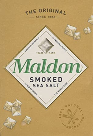 Maldon - Smoked Sea Salt Flakes - 125g