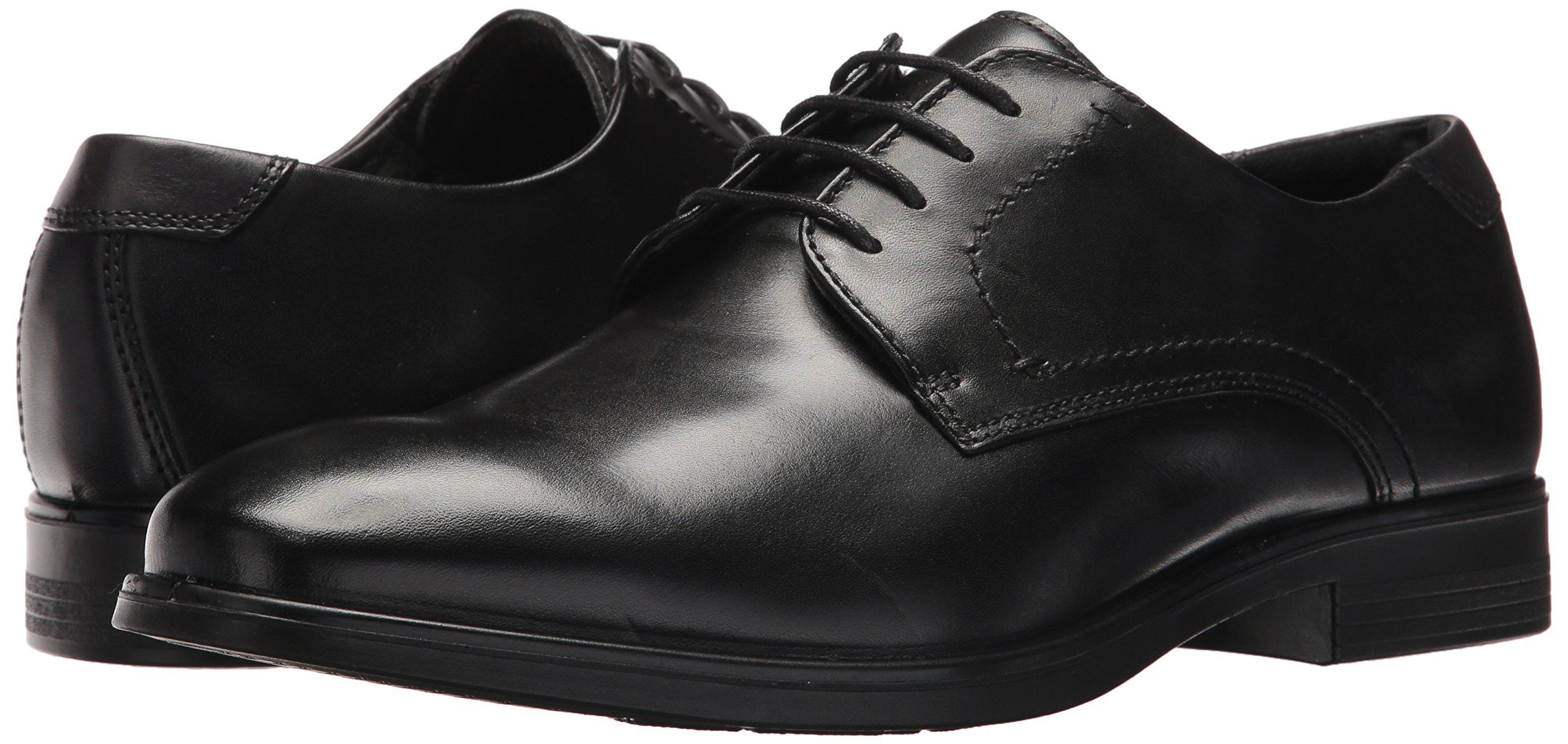 ECCO Men's Melbourne Tie Oxford, Black/Magnet, 43 EU/9-9.5 M US by ECCO (Image #6)