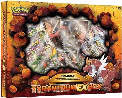 Pokemon Tcg Tyrantrum Ex Box