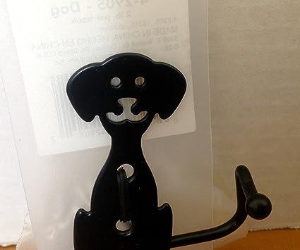 Dorman Hardware 4-2905 Three Hook Rounded Dog Figure