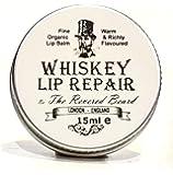 Gentlemen's Lip Repair by The Revered Beard. Whiskey Flavoured, 15ml Tin