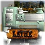 Lathe Worker: 3D Machine Simulator
