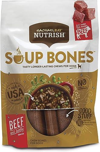 Rachael Ray Nutrish Soup Bones Dog Treats, Longer Lasting