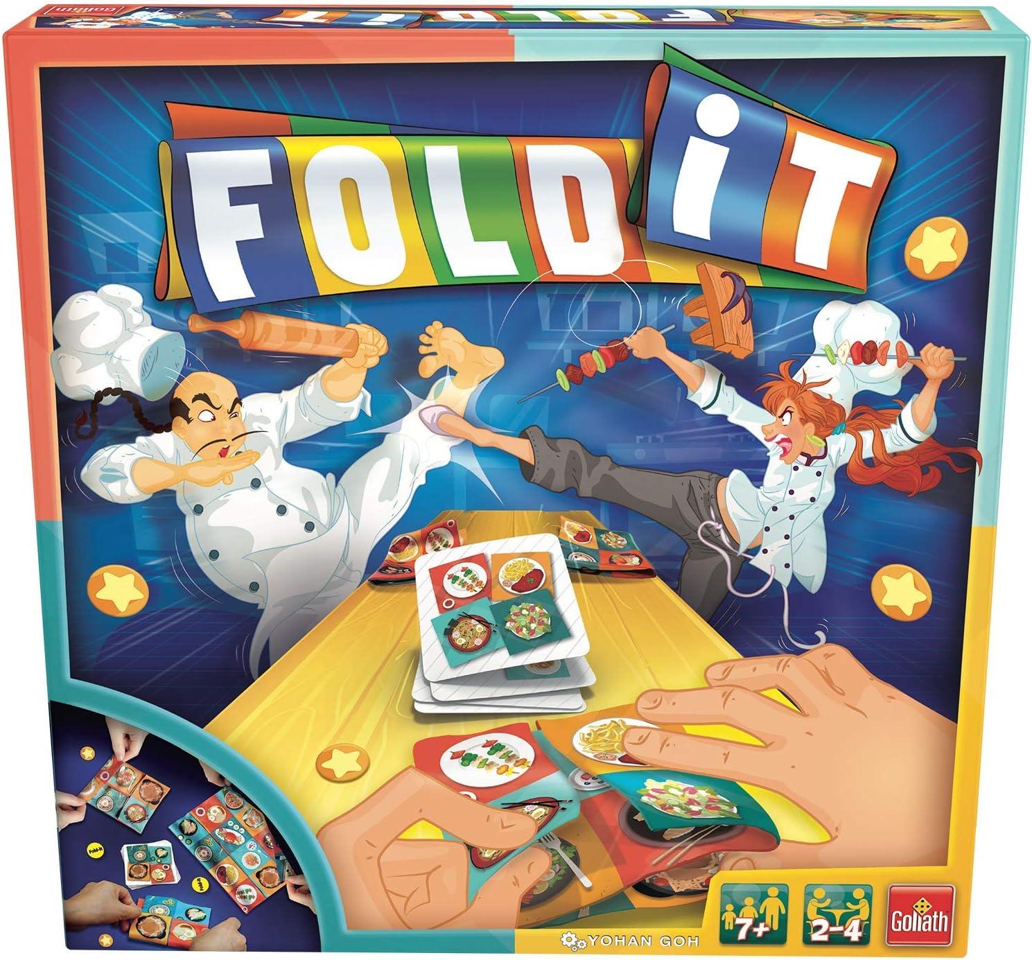 Goliath Toys- Fold it (70021): Amazon.es: Juguetes y juegos