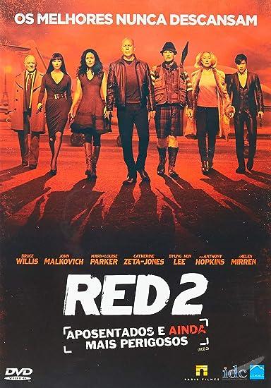 Red 2 Aposentados E Ainda Mais Perigosos [DVD]: Bruce Willis, John ...