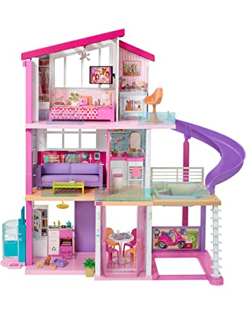 Amazon Com Dollhouses Dolls Accessories Toys Games