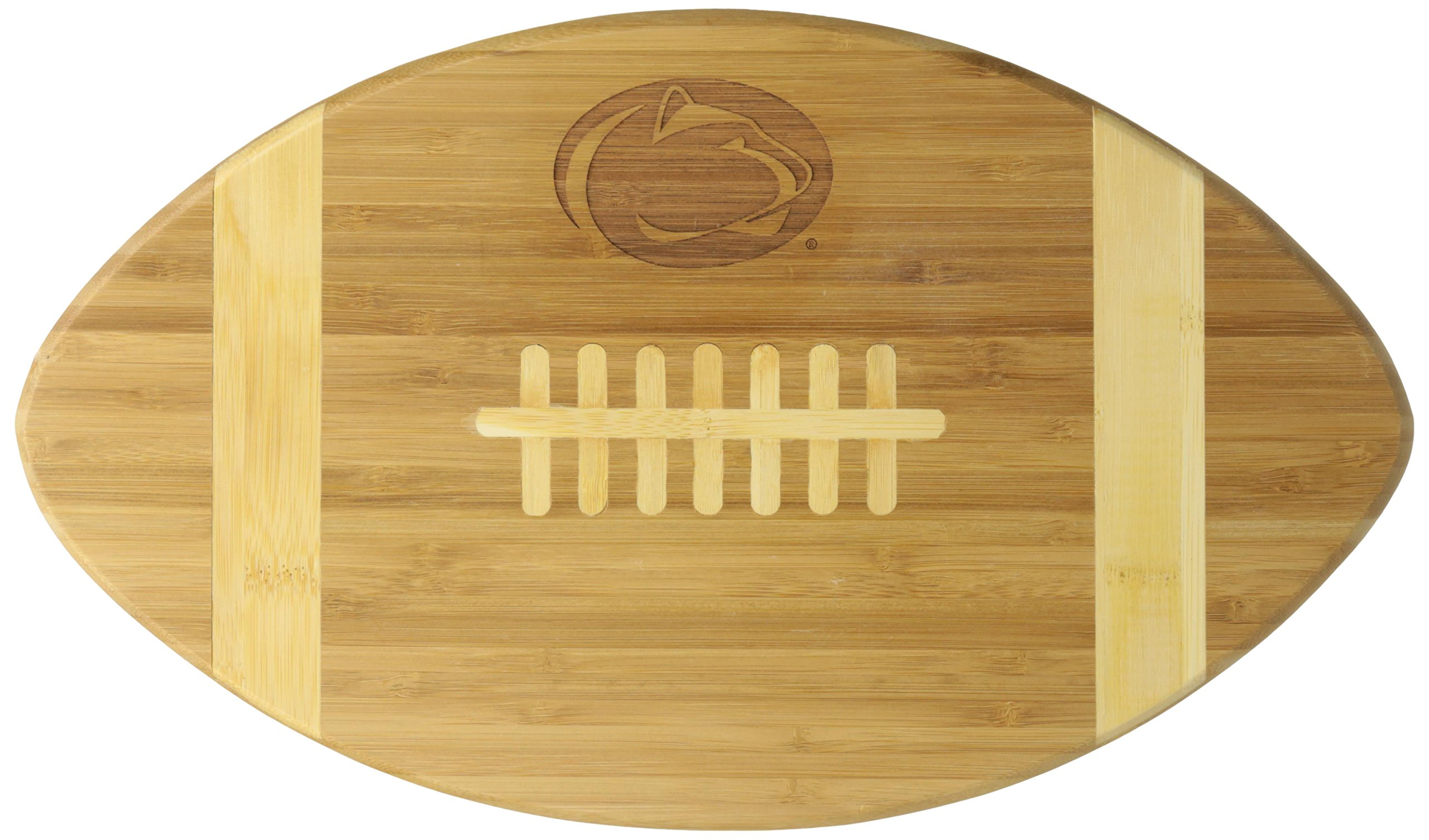 PICNIC TIME NCAA Penn State Nittany Lions Touchdown! Bamboo Cutting Board, 16-Inch
