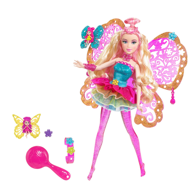 Uncategorized Barbie Fairy amazon com barbie fashion fairy pink doll toys games